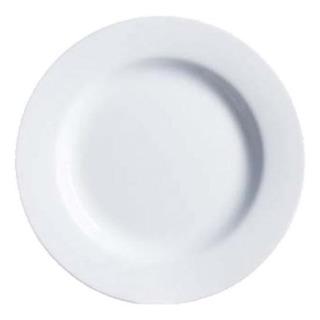 6 Platos Postre Luminarc Evolution Blancos - 19,5cm Cuotas