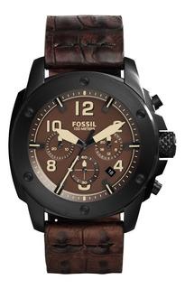 Reloj Fossil Hombre Fs5095 Agente Oficial Envio Gratis