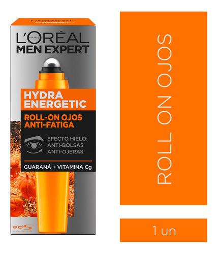 Imagen 1 de 7 de Crema Contorno De Ojos Men Expert Hydra Energetic X 10 Ml
