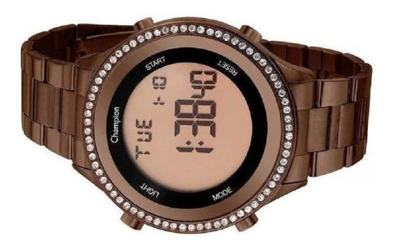 Relógio Feminino Champion Digital Ch40222r