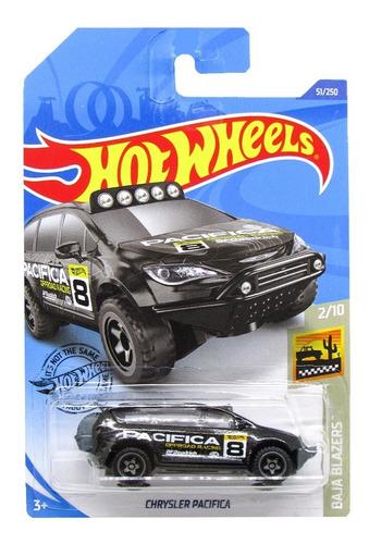 Imagem 1 de 1 de Carrinho Hot Wheel À Escolha - Edição Baja Blazers - Mattel