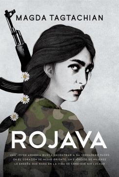 Imagen 1 de 2 de Libro Rojava - Tagtachian Magda