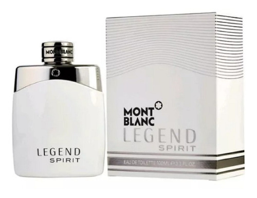 Perfume Mont Blanc Legend Spirit  100/m - L a $1700