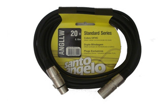 Cable Cannon Cannon Lw Santo Angelo Punta Reforzada 6.10 Mts