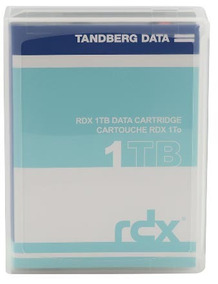 Cartucho De Disco Removivel Para Backup Rdx 1tb Tandberg