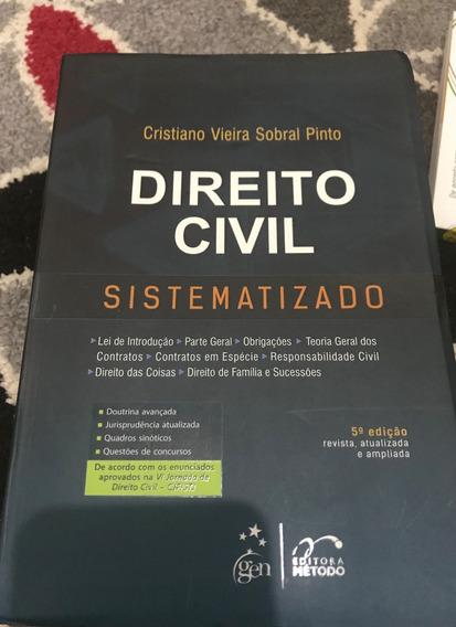 Direito Civil Sistematizado 2014 Cristiano Sobral