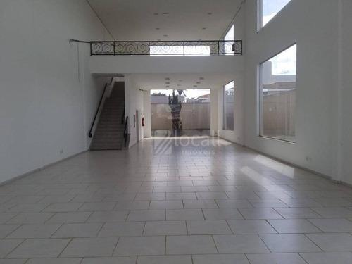 Salão Para Alugar, 270 M² Por R$ 12.000/mês - Jardim Moysés Miguel Haddad - São José Do Rio Preto/sp - Sl0393