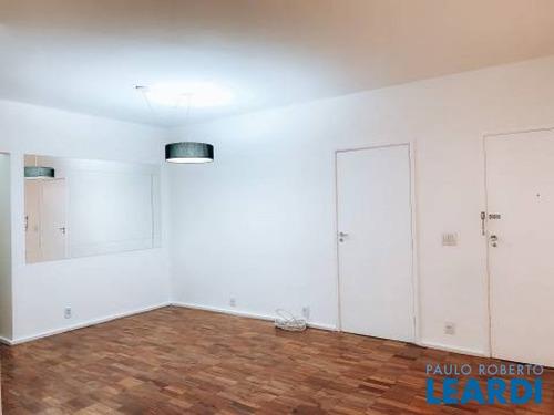 Imagem 1 de 15 de Apartamento - Moema Pássaros  - Sp - 635994