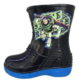 Bota De Lluvia De Plastico Toy Story De Buzz Lightyear Astro