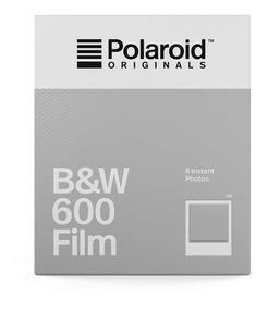 Filme Polaroid Preto E Branco P/ Polaroid 600