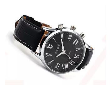 Relógio Masculino Sanwood Preto