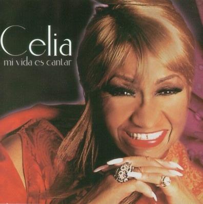 Cd Celia Cruz - Mi Vida Es Cantar