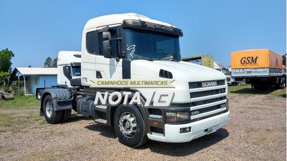 Scania 114 330 2005 Cavalo Mecânico Toco Estado Ou Revisado