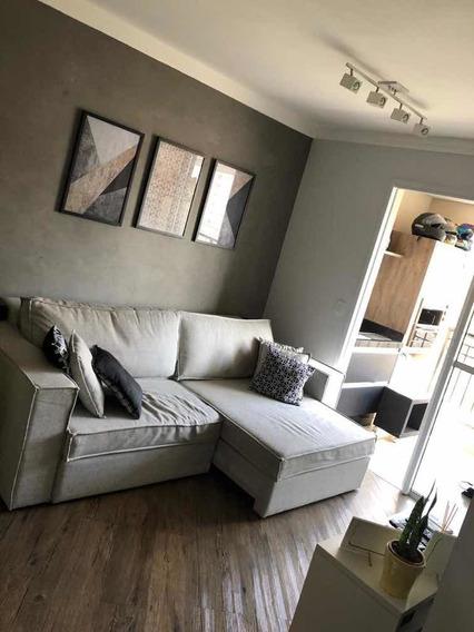 Apartamento 72mts - 3 Dorms - 1 Suíte - Clublife Morumbi