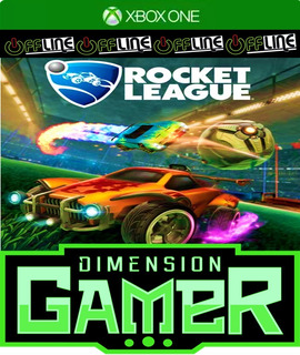 Rocket League - Xbox One - No Codigo - Off-line