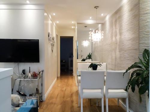 Apartamento À Venda - Bela Vista, 2 Quartos,  50 - S893132604