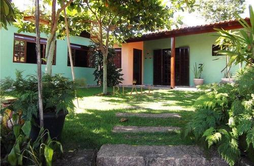 Imagem 1 de 14 de Chácara  Residencial À Venda, Cachoeira, Vinhedo. - Ch0019