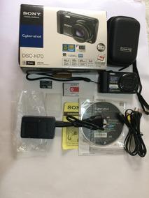 Câmera E Filmadora Digital Sony-cyber Shot