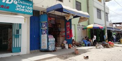 Local Comercial De 60 M2 Mercado Av Sullana
