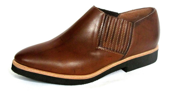 Zapatos Botinetas Con Elástico Suelagoma Calzados New Pierre