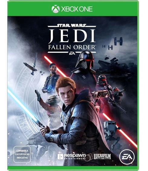 Jogo Star Wars - Jedi Fallen Order (xbox One)