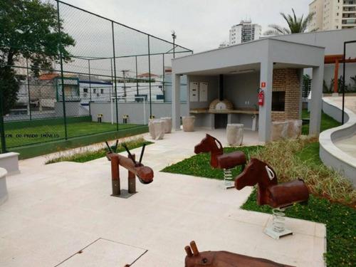 Apartamento 2 Dormitórios Para Locação Em São Paulo, Ipiranga, 2 Dormitórios, 1 Suíte, 1 Banheiro, 2 Vagas - Mbg64_2-1143702