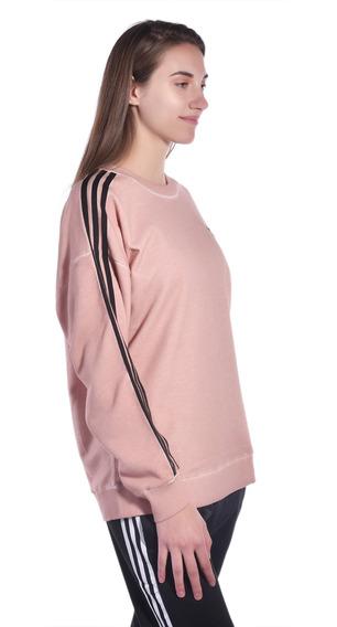 Suéter adidas Rosa Du8485 Mujer