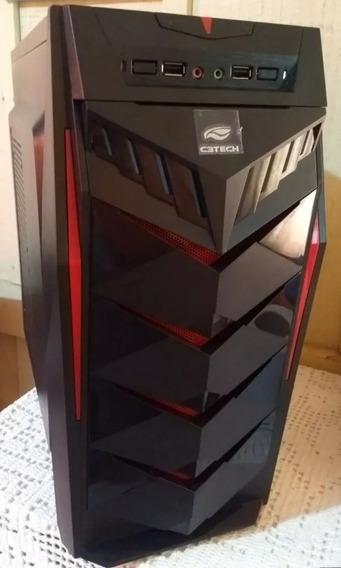 Computador Gamer I5 3570 + 8gb+ Rx550 4gb + 500hd + Wifi