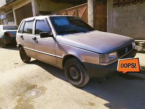 Fiat Uno Mille 1.0 Ex 5p Gasolina 2000