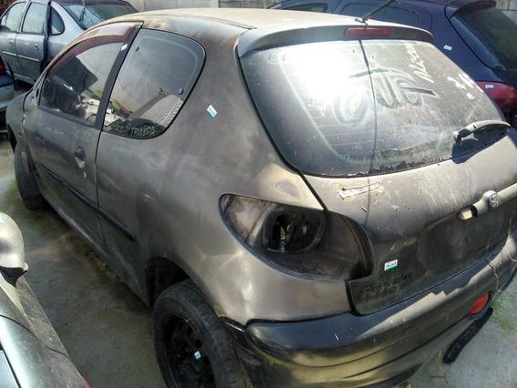 Sucata Peugeot 206