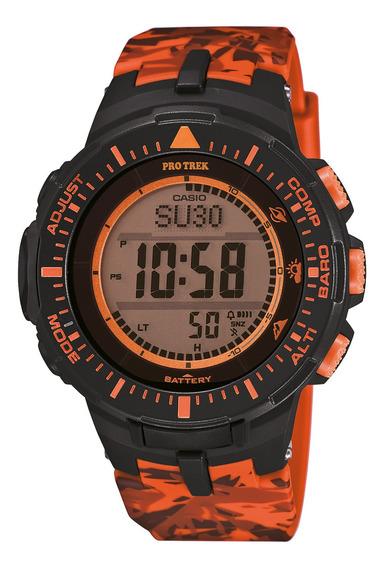Reloj Protrek Hombre Negro Prg-300cm-4dr