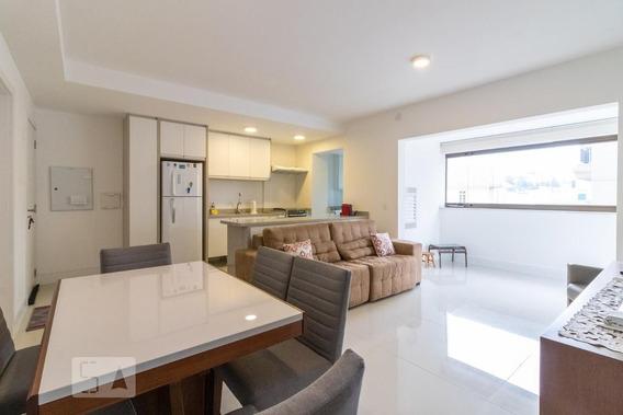 Apartamento No 2º Andar Mobiliado Com 2 Dormitórios E 1 Garagem - Id: 892947641 - 247641
