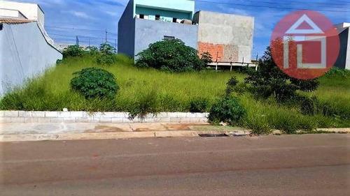 Terreno À Venda, 140 M² Por R$ 135.000,00 - Residencial Piemonte - Bragança Paulista/sp - Te1283