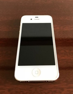 Apple iPhone 4s 32gb Branco Desbloqueado Em Excelente Estado