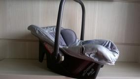 Bebê Conforto P/ Carro Cadeirinha Burigotto Touring Usada