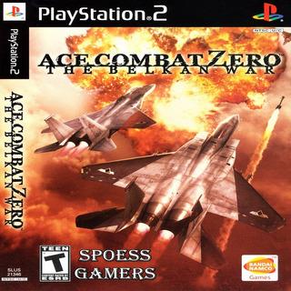 Ace Combat Zero The Belkan War Ps2 Desbloqueado Patchs