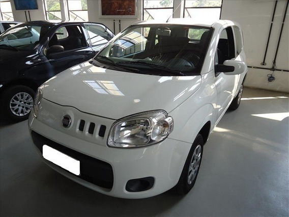 Fiat Uno 1.0 Evo Vivace Branco 8v Flex 2p Manual 2012