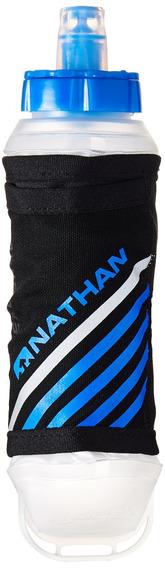 Frasco De Mano Nathan Exoshot, Negro / Azul, Talla Única