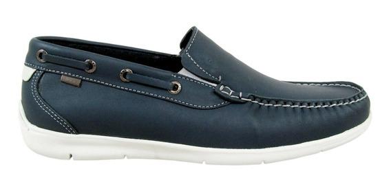 Zapatos Náuticos Ringo Conan Cuero Urbano Excelente!
