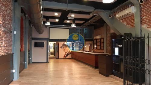 Excepcional Local Comercial  Ideal Para Restoran, Supermercado,banco O Casa Cambiaria- Ref: 5973