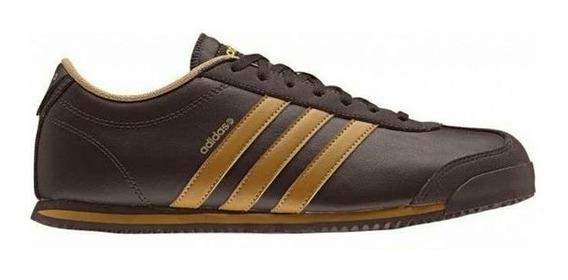 Zapatos adidas F39131 Koyu Kahve Erkek Sneaker