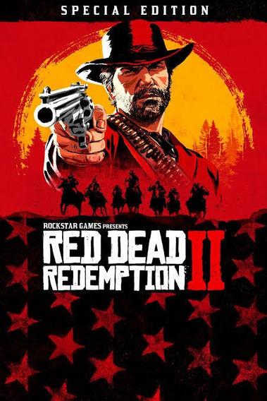 Red Dead Redemption 2 Xbox One Midia Fisica Original