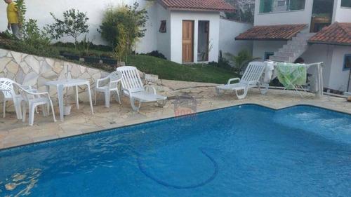 Casa Residencial À Venda, Terra Preta, Mairiporã. - Ca0116