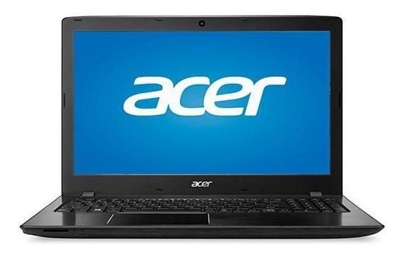 Notebook Acer E15 E5-575t-3678 15.6 2.0ghz 4gb - 1tb Preto