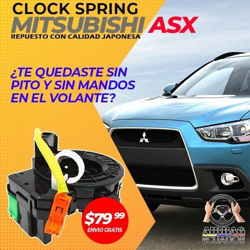 Imagen 1 de 4 de Cinta Clock Spring Mitsubishi Montero L200 Asx Outlander