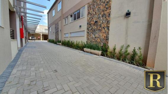 Apartamento Para Venda Em Guarapuava, Centro, 2 Dormitórios, 1 Suíte, 2 Banheiros, 1 Vaga - _2-510199