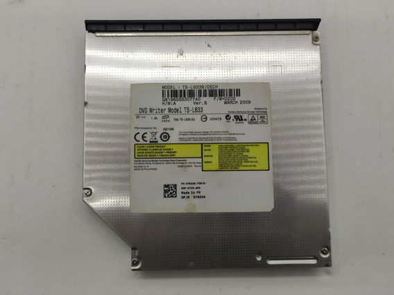 Drive Cd/dvd Do Notebook Dell Latitude E5400 #3452