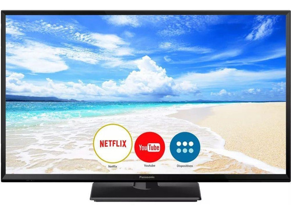 Smart Tv Panasonic Tc-32fs600b 32 Led Hdmi Usb Wifi