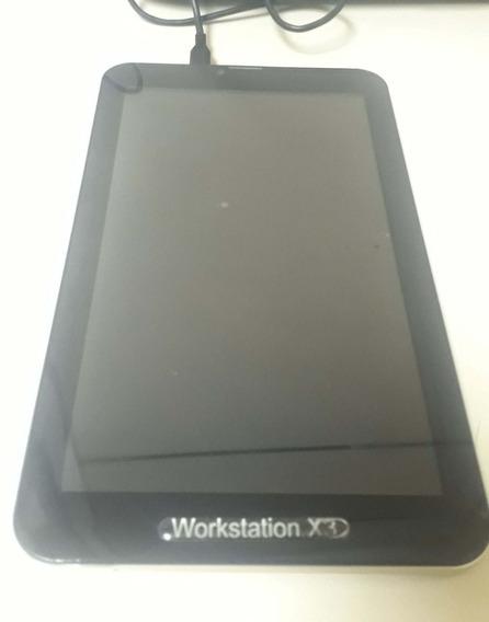 Hyundai - Tablet- Hdt9421g + 3g + Dualsim + Radiofm + 1g Ram