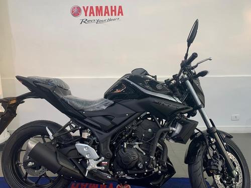 Yamaha Mt 03 Abs Preta 2021